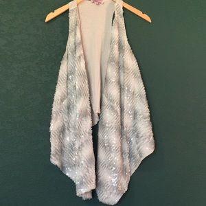 Calypso St. Barth Jackets & Coats - Beautiful Sequin Vest!